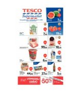 Tesco supermarkety od 15.7.2015