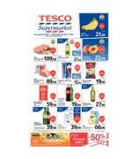 Tesco supermarkety od 22.7.2015